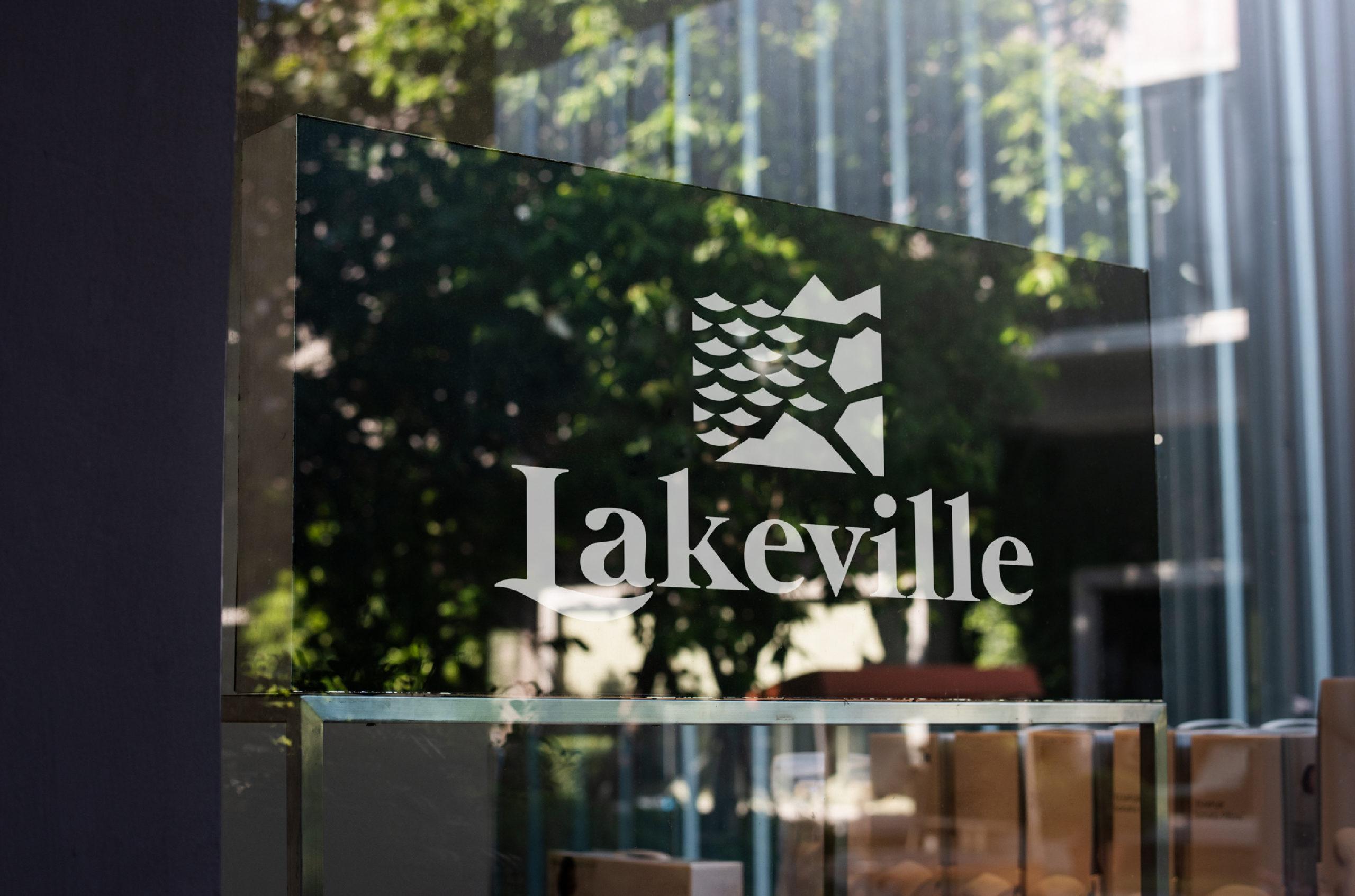 Lakeville Branding